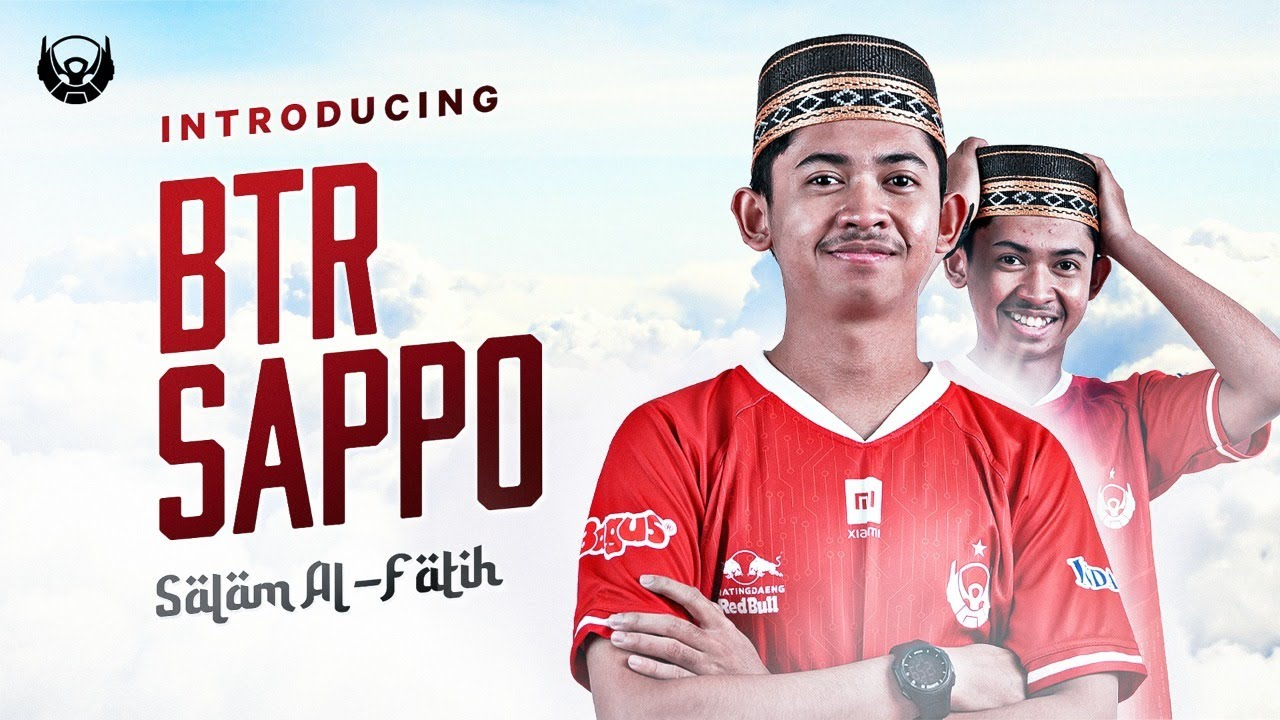 Sappo (UP Gaming) masuk Bigetron Esports
